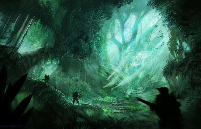 AlienForest