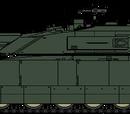 M858 Main Battle Tank