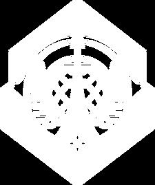 UNSC Navy Logo White