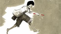 Winston Zhou child soldier