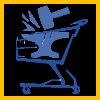 Frontier Bazaar Forge Cart