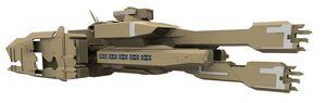 Stealth Frigate