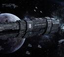 UNSC Buster Fleet
