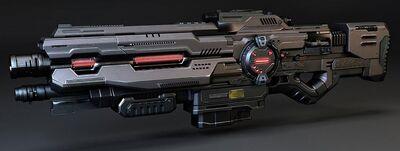 Piercer Rifle