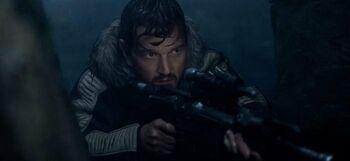 Covert ORION Sniper