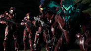 Fireteam Hunter (2554)