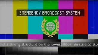 Covenant Invasion Emergency Broadcast System