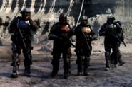 ODST officers