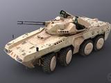 M3 Crocodile Infantry Fighting Vehicle