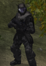Also definitely not an odst