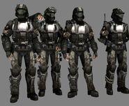 Fireteam Hunters