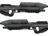 MA6A Individual Combat Weapon System