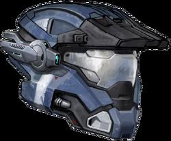 Carter-A259 helmet concept