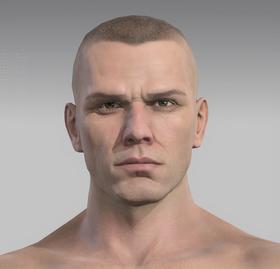 Kane Face