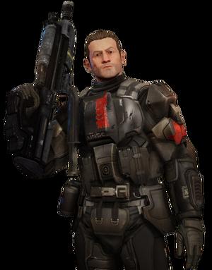 McNair armour