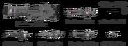 Ship size comparisons