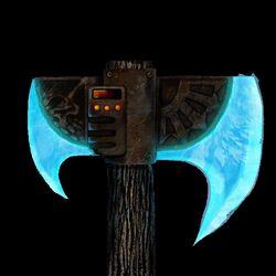 Plasma Axe