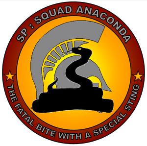 Squad Anaconda Logo
