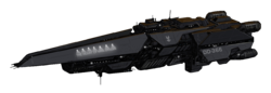 UNSC Destroyer HoM
