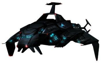 UNSC Prowler Red Horse
