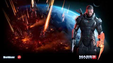 Mass Effect 3 Soundtrack - Leaving Earth