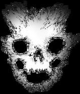 Emile skull