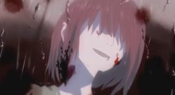 Chara smiling