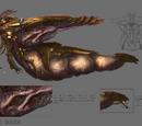 Yanme'e Queen (Halo: Sword)