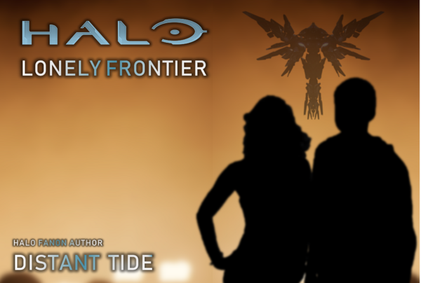 DT Lonely Frontier Poster