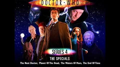 Doctor Who Specials Disc 2 - 15 The World Waits