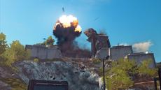 Cartel base explosion (Jaeter)