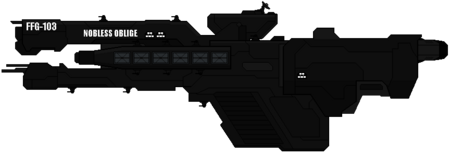 Talos-class Frigate AA