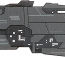 Vindication-class light battleship