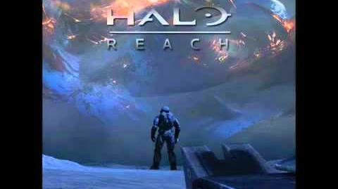 Halo Reach OST - Long Night Of Solace My Heart Breaks
