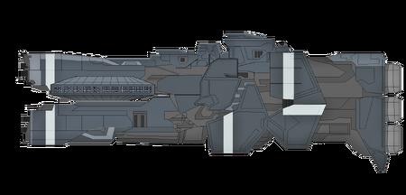 Leonidas-Class Battleship