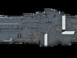 Leonidas-class Heavy Battleship