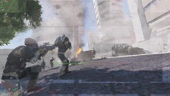 MWA 2542 Ambush