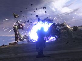 Scarab Explosion