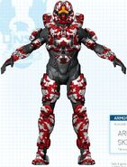 Halo 4 preorder bonus (Gamestop HAZOP Forest) - Copy