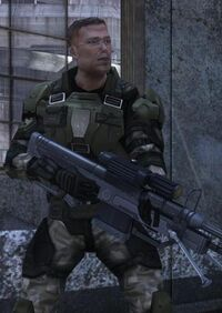 Corporal Daniel Funderberg, 2555