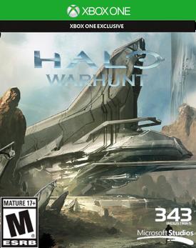 Halo Warhunt Cover