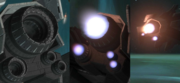 Frigate thrusters