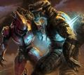 'Nar killing a brute warrior.png