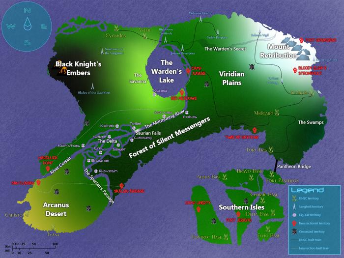 SotF season 5 map