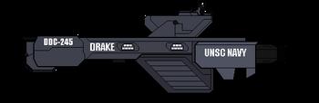 DDC-245 Drake
