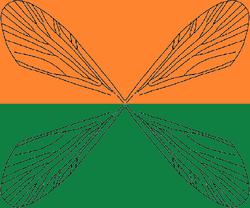Swarms of Palamok flag