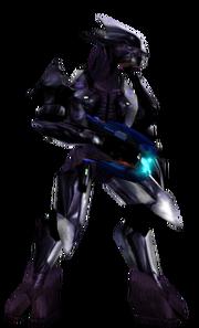 Grey Rebellion Soldier