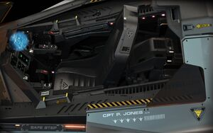 Tempest cockpit