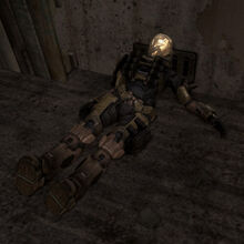 Kaitlyn-B237 Corpse