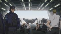 DisTide LOGH Umibozu Medical Evacuation